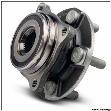 Toyana CX351 wheel bearings