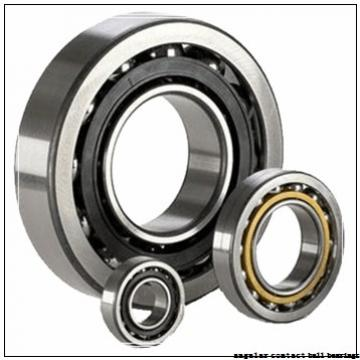 140 mm x 190 mm x 24 mm  NSK 140BNR19S angular contact ball bearings
