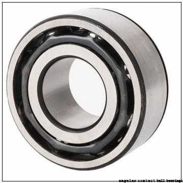 17 mm x 47 mm x 14 mm  ZEN 7303B-2RS angular contact ball bearings