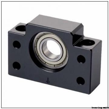 ISO UCFX07 bearing units