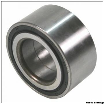Toyana CX057 wheel bearings