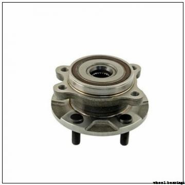 Toyana CRF-39580/39520 A wheel bearings