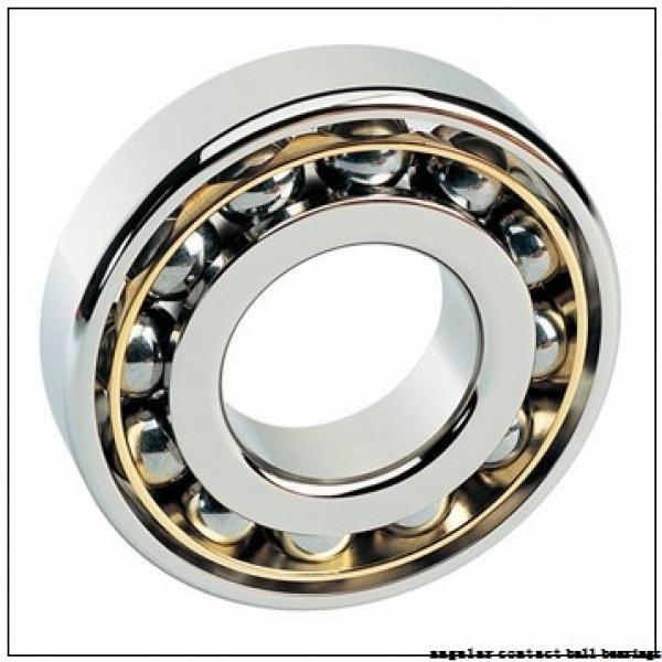 ISO QJ215 angular contact ball bearings #3 image