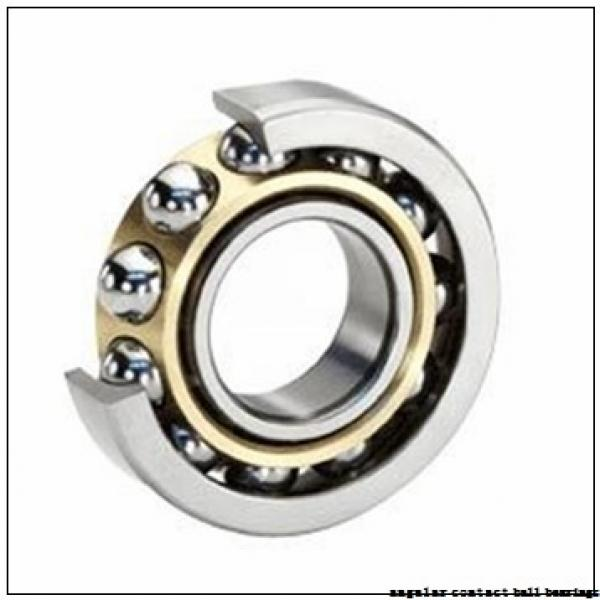 ISO QJ209 angular contact ball bearings #2 image