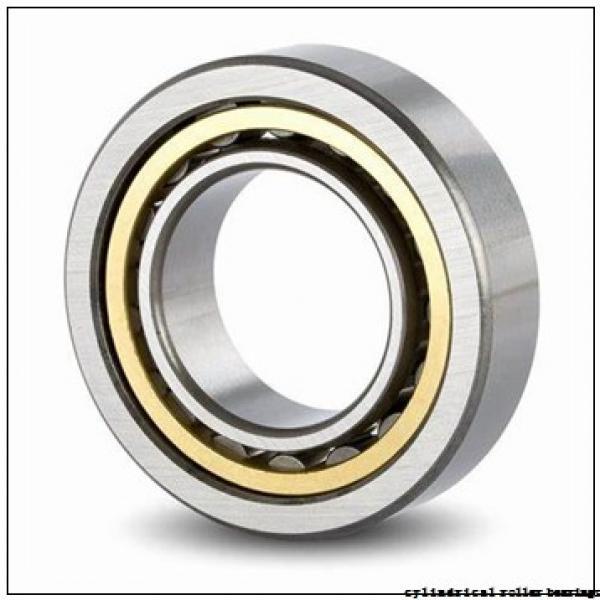 170 mm x 310 mm x 52 mm  NKE NU234-E-MPA cylindrical roller bearings #2 image