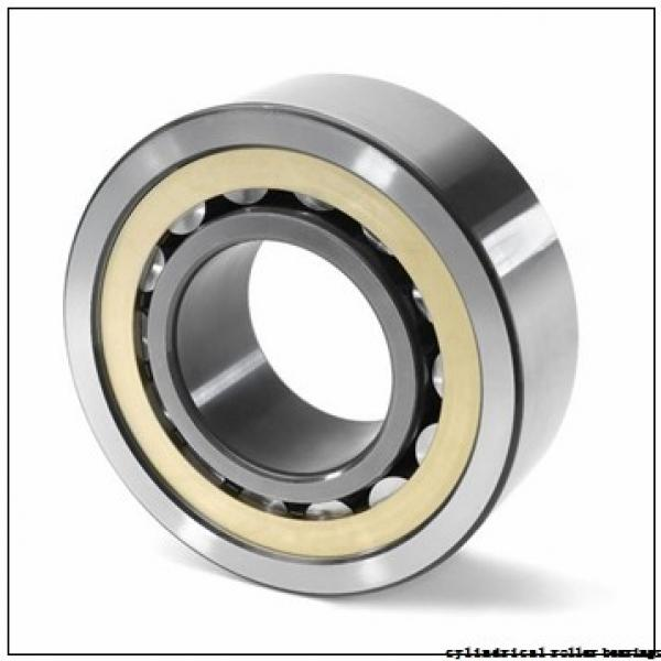 260 mm x 480 mm x 80 mm  NSK N 252 cylindrical roller bearings #1 image