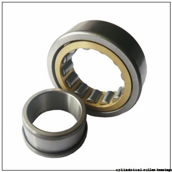 190 mm x 400 mm x 78 mm  FAG NU338-E-TB-M1 cylindrical roller bearings #1 image