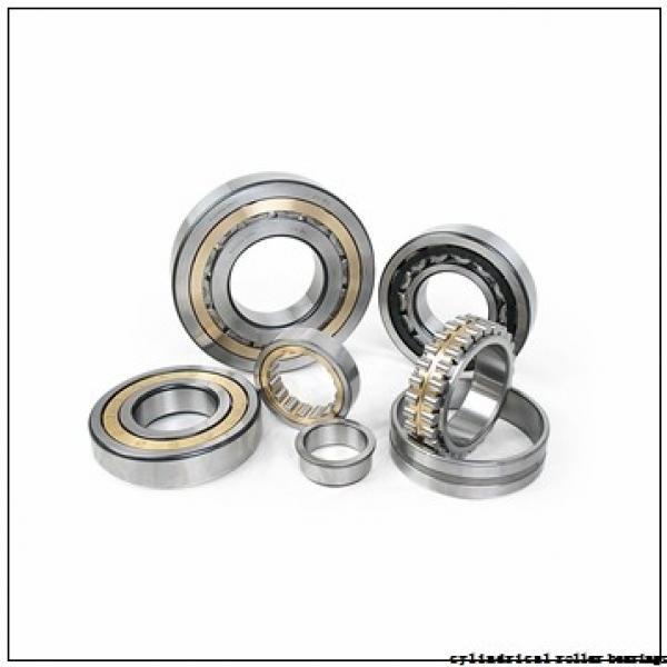 170 mm x 310 mm x 52 mm  NKE NU234-E-MPA cylindrical roller bearings #1 image