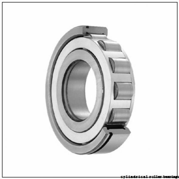 50 mm x 90 mm x 23 mm  NACHI NUP 2210 cylindrical roller bearings #1 image