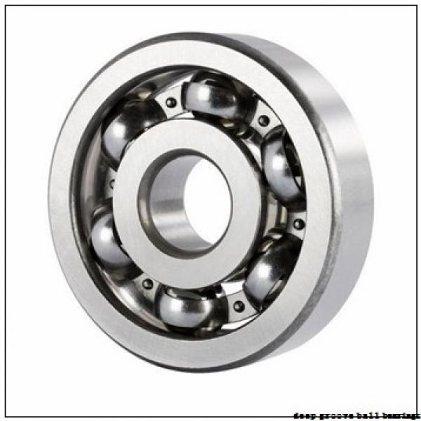 7 mm x 11 mm x 2,5 mm  NTN FL677 deep groove ball bearings #2 image